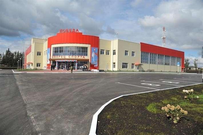 3. В Самарской области открыли крупнейший сельский спортивный комплекс региона Сделано у нас, политика, факты