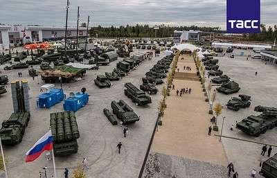 ТОП-10 русских оружейных новинок «Армии-2016»