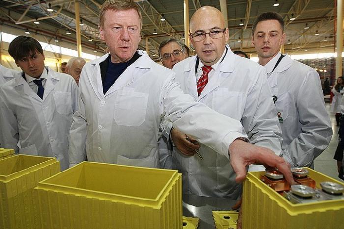 Завод «Роснано», построенный за 15 млрд. рублей, признан банкротом