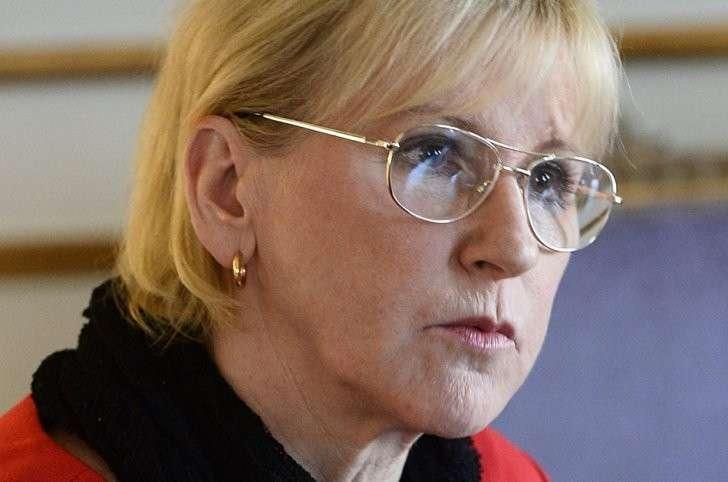 Шведы смирились с «Северным потоком – 2». Да и куда им мелюзге деться