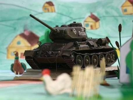 Минобороны России подготовило мультфильм к 70-летию Дня танкиста
