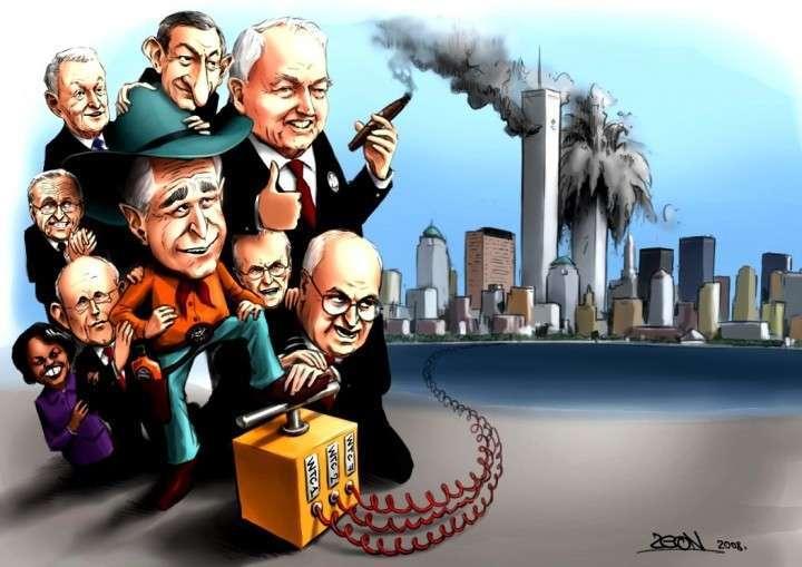 9.11. Прошло 15 лет, а мы по-прежнему хотим обманываться?