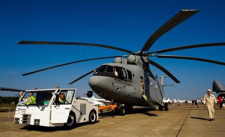 Обновленный Ми-26Т2 готовится к серийному производству