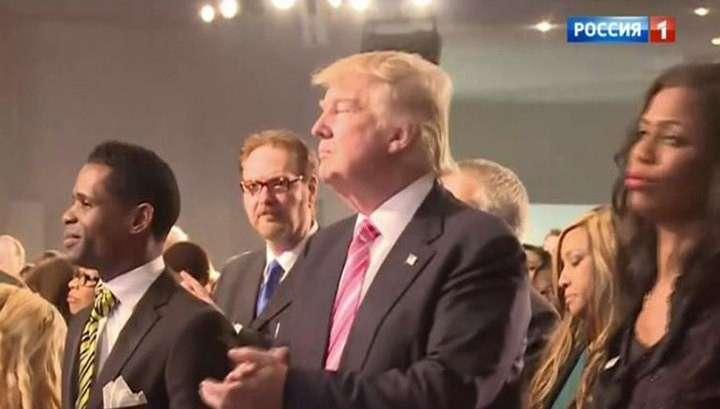 Паразиты могут застрелить Дональда Трампа за желание дружить с Россией