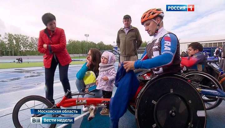 Российские паралимпийцы бьют мировые рекорды и без Олимпиады в Рио