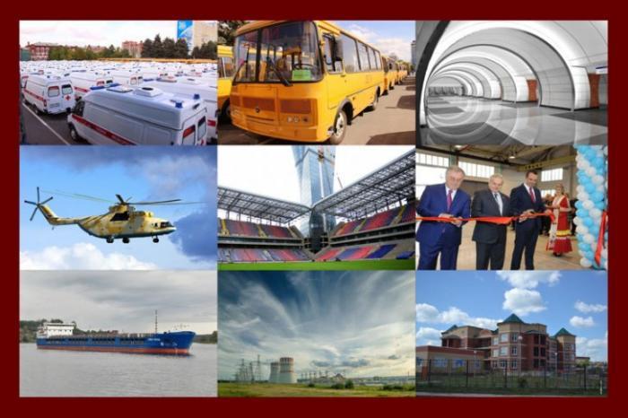 Россия – нам есть чем гордиться! Отличные, неполитические события за одни сутки 11.09.2016