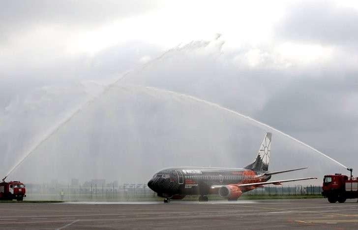 'Самолет