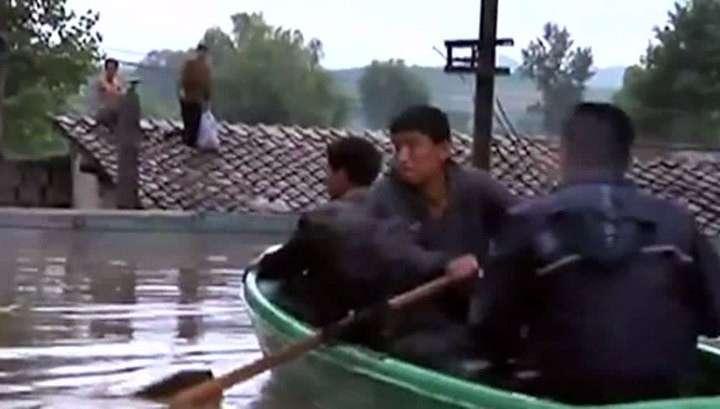 Наводнение в КНДР: число погибших превысило 130 человек, около 400 пропали без вести