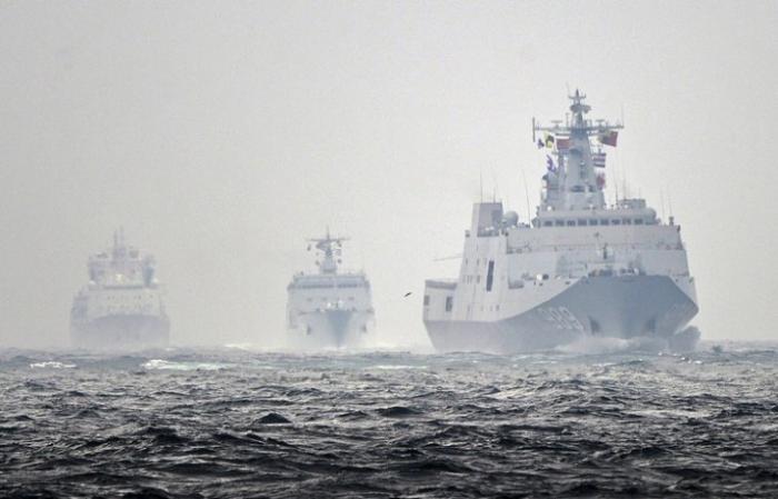 В Южно-Китайском море начинаются военно-морские учения РФ и КНР