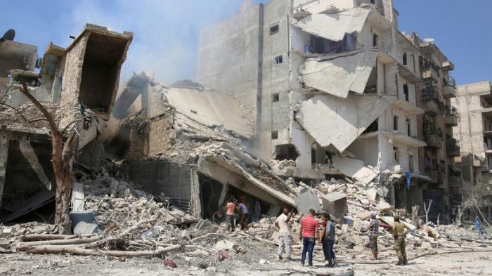 В Сирии сегодня вступает в силу режим прекращения огня