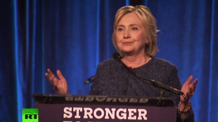 Как Клинтон обозвала миллионы сторонников Трампа: подонки, сексисты и исламофобы