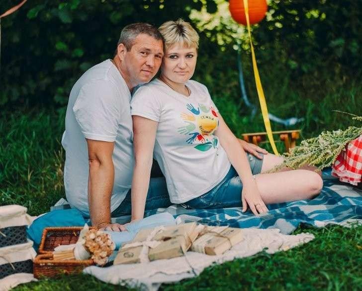 Семья Будариных из Воронежской области воспитывает девять приемных детей
