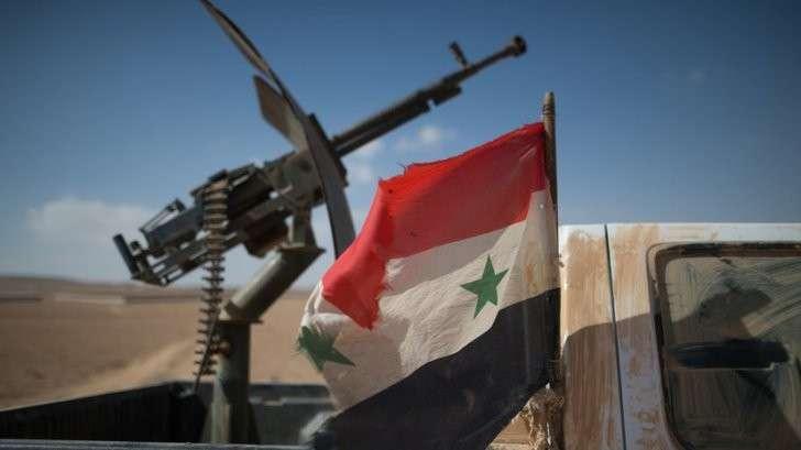 Сирийская оппозиция продолжает наносить удары попозициям правительственных войск— МинобороныРФ