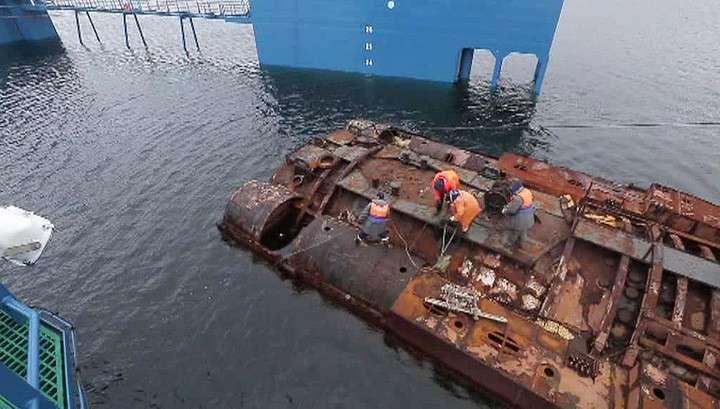 Дно Баренцева моря постепенно очищается от радиоактивных захоронений советских времён
