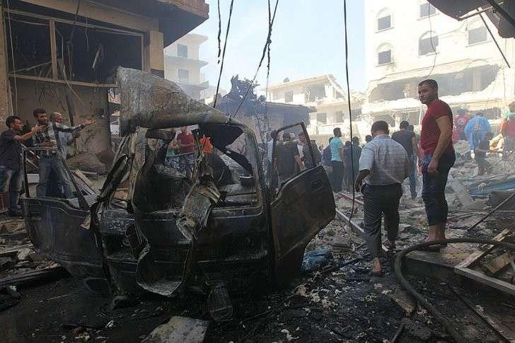 Сакс называет гражданскую войну в Сирии самым опасным и разрушительным кризисом на планете Фото: REUTERS