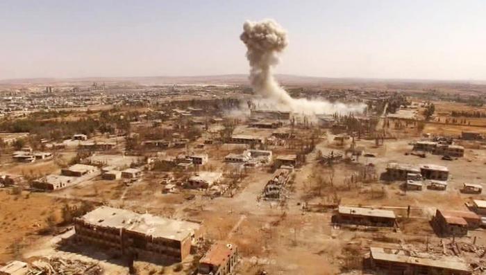 Вооружённая оппозиция нарушила режим перемирия в Сирии