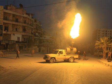 Армия Сирии сбила израильский военный самолёт