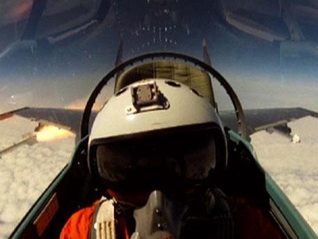 В Западный Военный Округ поступят на вооружение два звена истребителей Су-35