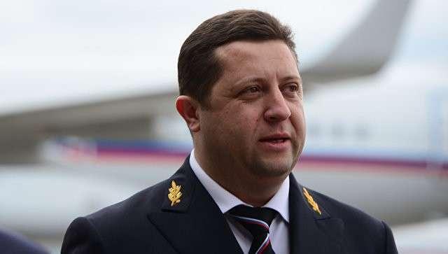 Генеральный директор Специального летного отряда Россия Ярослав Одинцев. Архивное фото