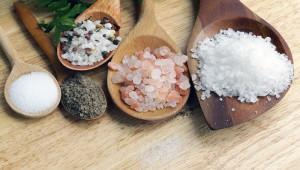 В России ввели эмбарго на соль