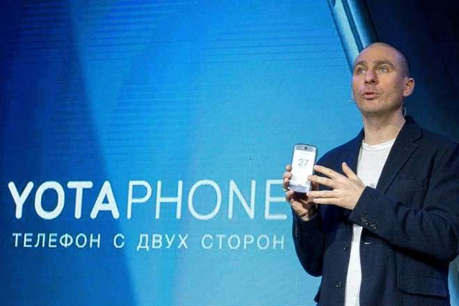Китайцы пытаются внаглую отнять российскую разработку двухэкранного YotaPhone