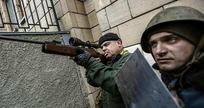 Снайперы в Киеве были наняты лидерами Майдана