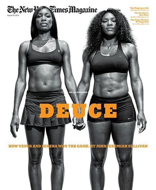WADA выдавало «лицензию на допинг» - сёстры Уильямс жрали наркотики, как лекарство!