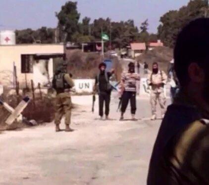 Израиль нервно скрывает потерю самолёта и открыто помогает американским наёмникам «Ан-Нусры»