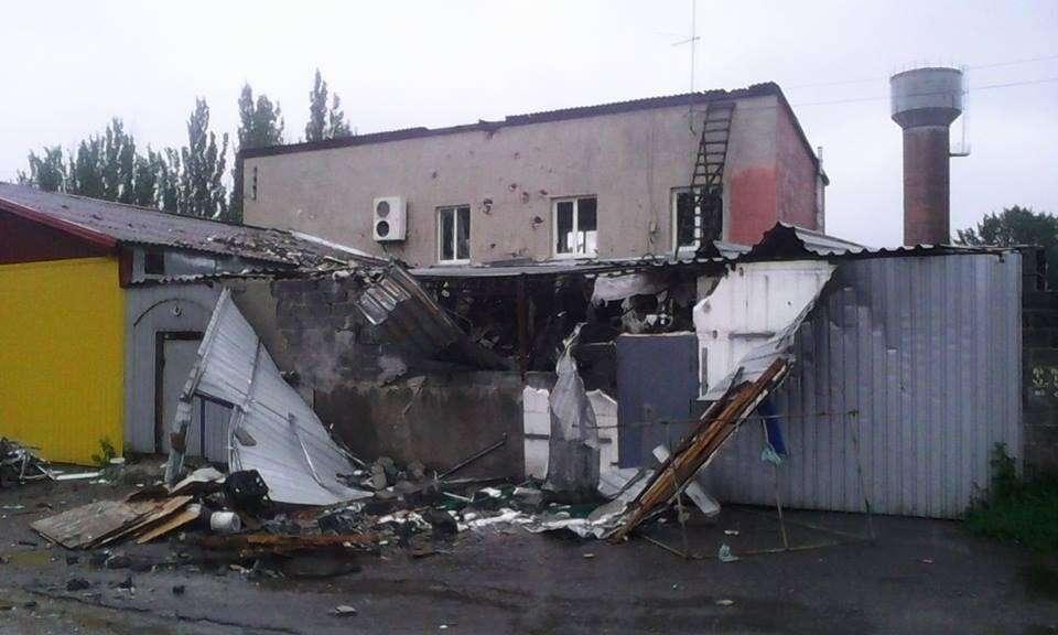 Территория свободы: расстрелы выживших в Славянске