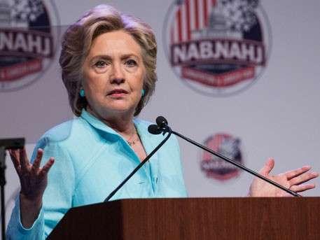 Американский телеканал ABC7 сообщил о смерти Хиллари Клинтон