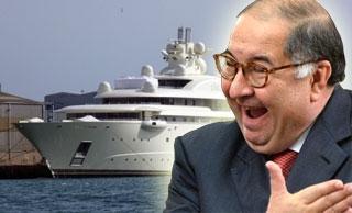 Яхта Dilbar Алишера Усманова признана «лодкой года». Пацаны не смеются