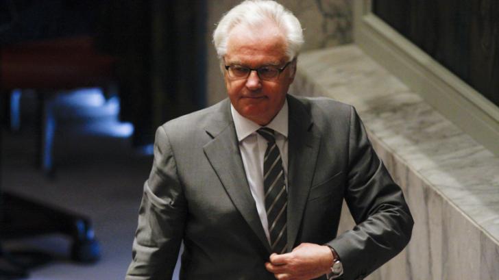 Реформа Совбеза, Сирия, оружие в космосе: Виталий Чуркин рассказал RT о главных темах в ООН