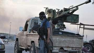 Боевики группировки Исламское государство Ирака и Леванта. Архивное фото