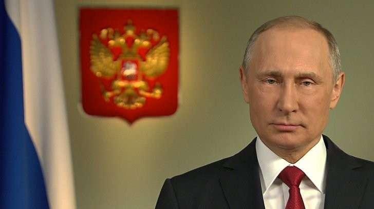 Владимир Путин братился к гражданам России в преддверии выборов в Государственную Думу