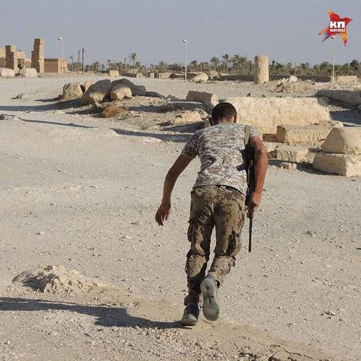 По соглашению, перемирие в Сирии объявляется 12 сентября, когда начинается один из главных мусульманских праздников Эйд эль-Адха Фото: Дарья АСЛАМОВА