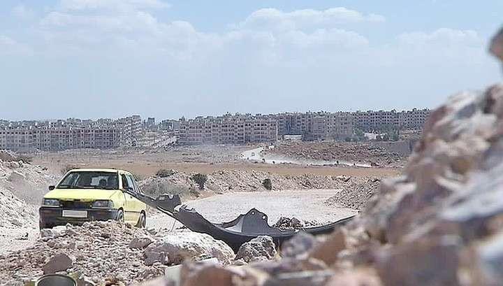 Минобороны: видеоконтроль за ситуацией с перемирием в Сирии доступен любому