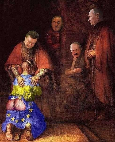 От России украинцев в Европу поведут предатели из «Оппозиционного блока»