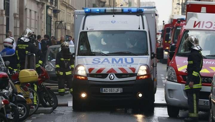 Взрыв во французском Дижоне: число раненых возросло до 17
