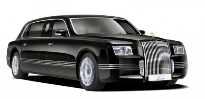 Мотор для лимузина Президента Путина откроет линейку новых российских двигателей
