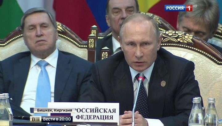 Саммит СНГ: что ответил Владимир Путин послу Украины о Крыме