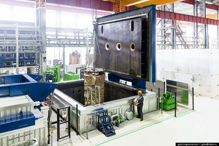Крупнейшая в России компания «Силовые машины» в Санкт-Петербурге