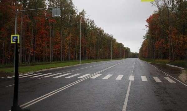 20. Новая магистральная дорога в Саранске соединила напрямую два городских микрорайона Сделано у нас, политика, факты
