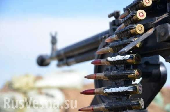 Конструктора нужно расстрелять, — украинские военные о«модернизированном» пулемете (ВИДЕО 18+) | Русская весна