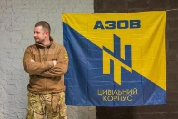 Новый претендент на роль украинского фюрера создает нацистскую партию