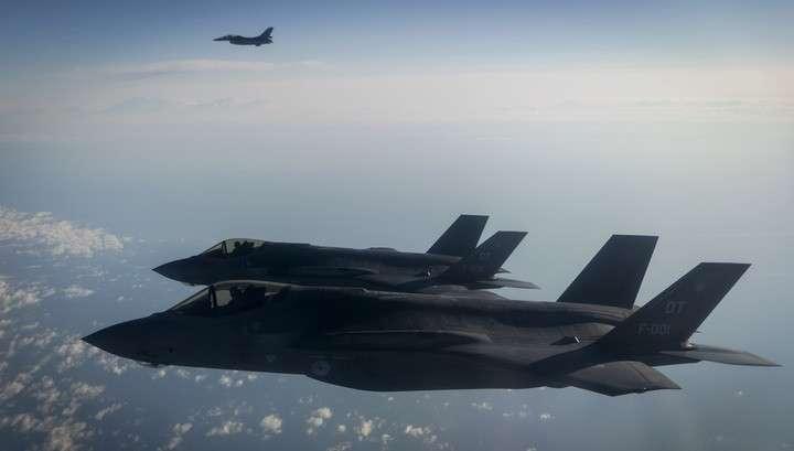ВВС США прекратили полёты сверхновых истребителей F-35 из-за серьёзного брака
