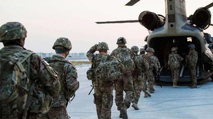 Сирийские бандиты прогнали американский спецназ из Сирии