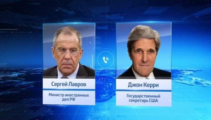 Сергей Лавров призвал хитрого Керри опубликовать договорённости по Сирии и заняться боевиками