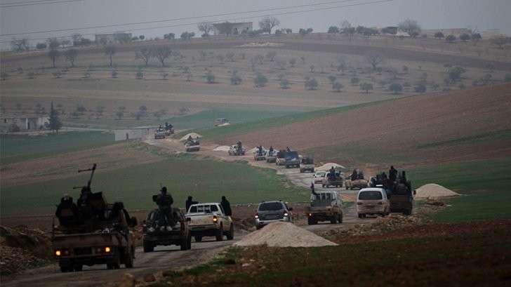 Американские наёмники используют перемирие в Сирии в своих целях
