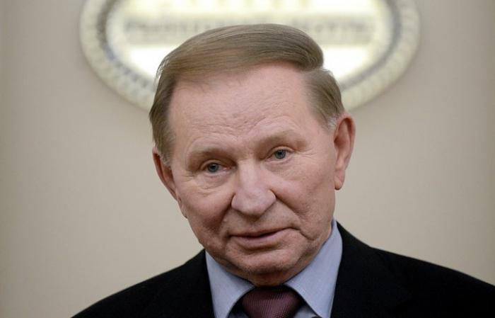 Первый вор Украины Леонид Кучма назвал предоставление нового транша «подарком»