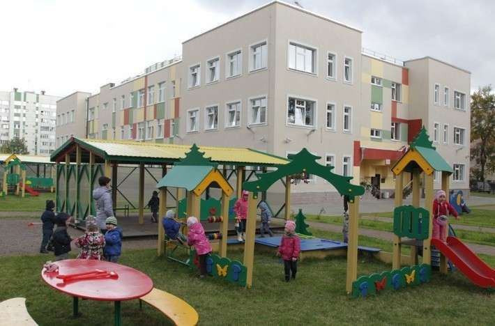 2. Три новых здания детских садов открылись в Московской области и Санкт-Петербурге Сделано у нас, политика, факты